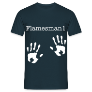 T-shirts ~ Herre standard T-shirt ~ Flamesman1 Fan T-shirt