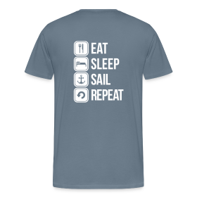 Eat Sleep Sail Repeat