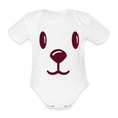 Bianco teddybär teddy bärchen teddy bear Body neonato