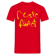 Music Addict | T-Shirt, Hoodie, Sweatshirt
