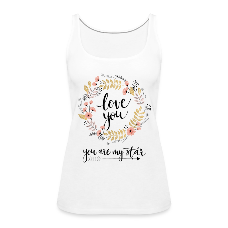 Premium Tank Top - Love You