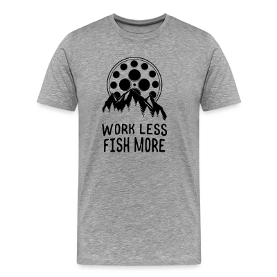 Motiv Work Less - Fish More