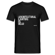 T-Shirts ~ Men's Standard T-Shirt ~ AL is Dead - Mens Classic Black