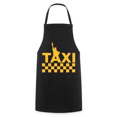Nero New York Taxi 1 (2c, NEU) Grembiuli