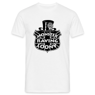 T-Shirts ~ Men's Standard T-Shirt ~ Monster Raving Loony - Men's T-Shirt