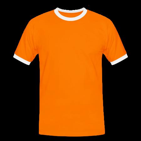 voetbal landenshirt holland naranja/blanco