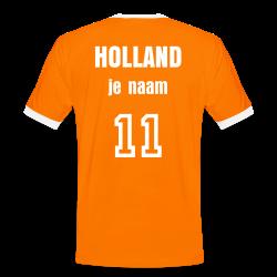 voetbal landenshirt holland