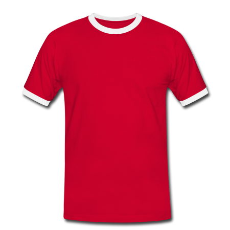 soccer shirt england rood/wit