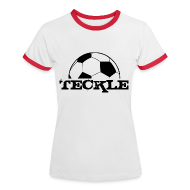 T-Shirts ~ Women's Ringer T-Shirt ~ Teckle
