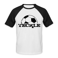T-Shirts ~ Men's Short Sleeve Baseball Shirt ~ Teckle