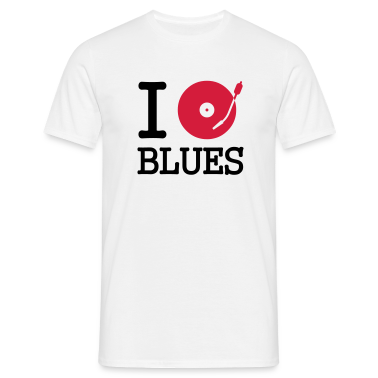 I dj / play / listen to blues T-Shirts