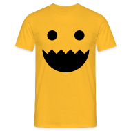 T-Shirts ~ Men's Standard T-Shirt ~ Polycount GREENTOOTH'd - Yellow