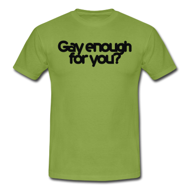 Moss green Gay enough for you  Men s T Shirts Also more pics at Mad sex. Pretty nude gorgeous vintage models posing in the ...
