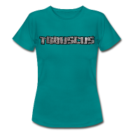 T-Shirts ~ Women's Standard T-Shirt ~ TOBUSCUS (Women - with outline)