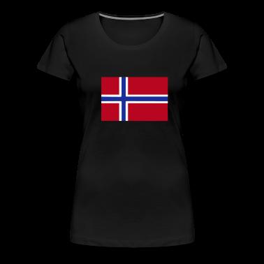 Nero Norge - Norway T-shirt