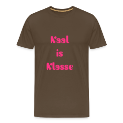 Kaal is Klasse