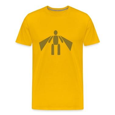 fly guy T-shirt