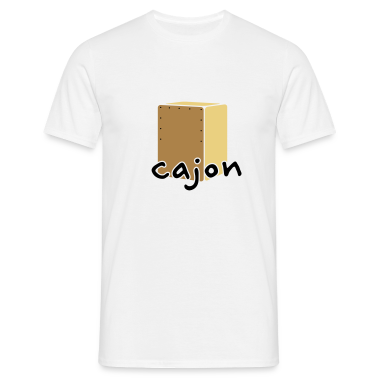 Cajon Beat Box T-shirts