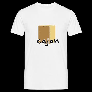 Cajon Beat Box T-shirts