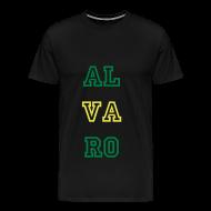 T-shirts ~ Premium-T-shirt herr ~ Artikelnummer 17135112