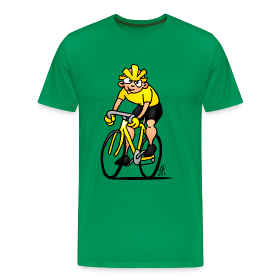 Wielren T-Shirt