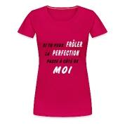 perfection Tee shirts