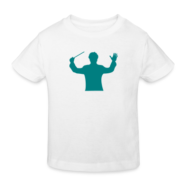 White music maestro Kids' Shirts