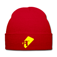 Winter Hat - Yellow Renoise Tag