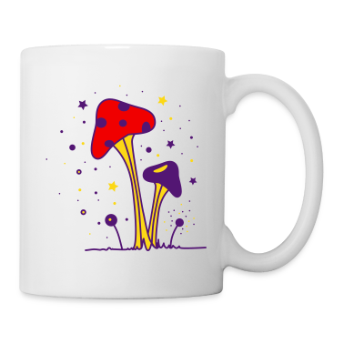 Magic mushrooms Mugs