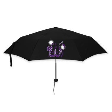 Allah Umbrellas