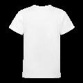 oranje kinder t-shirt met trendy penguin
