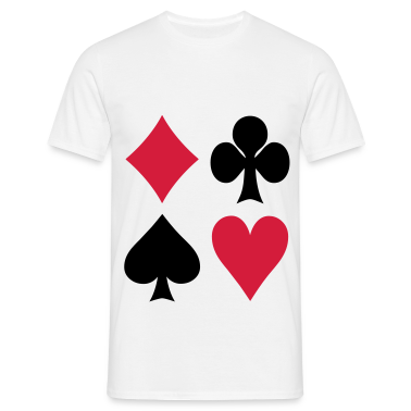Poker - Cards T-Shirts