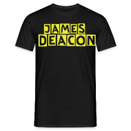 T-Shirts ~ Men's Standard T-Shirt ~ James Deacon Logo