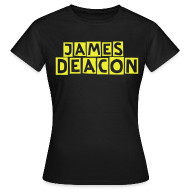 T-Shirts ~ Women's Standard T-Shirt ~ James Deacon Logo Womens