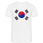 Flag of South Korea T-Shirts
