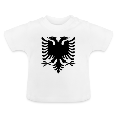 Double headed eagle, eagle, Albania, Kosovo, coat of arms, flags, LARP, roleplay, symbols, Albanian Eagle, www.eushirt.com