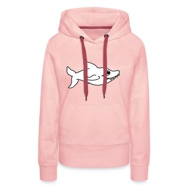 Piccolo squalo bianco Pullover