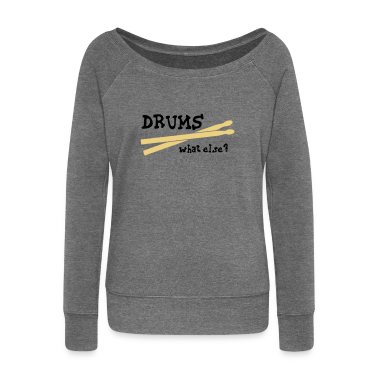 Drums, what else? Hoodies & Sweatshirts