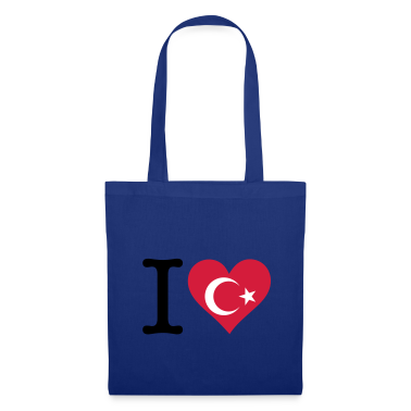 I Love Turkey (3c) Bags