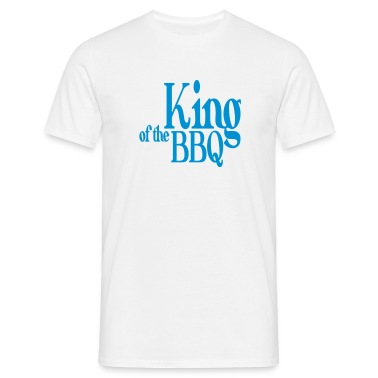 king of the bbq T-Shirts