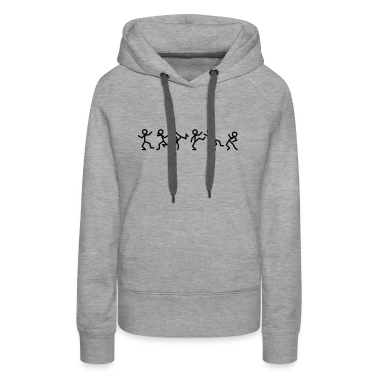 Dancing stick figure Hoodies & Sweatshirts