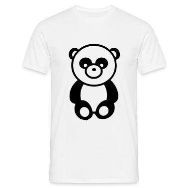 panda animal T-shirt