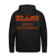 Hoodies & Sweatshirts ~ Men's Hoodie ~ Men's #legendofklang - KDD