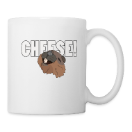 Bottles & Mugs ~ Mug ~ CHEESE!