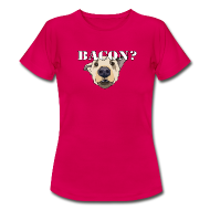 T-Shirts ~ Women's Standard T-Shirt ~ BACON DOG