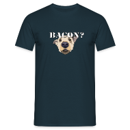 T-Shirts ~ Men's Standard T-Shirt ~ BACON DOG