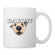 Bottles & Mugs ~ Mug ~ BACON DOG
