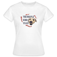T-Shirts ~ Women's Standard T-Shirt ~ MAPLE KIND