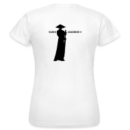T-Shirts ~ Frauen Standard T-Shirt ~ CLASSIC WARRIOR GIRLS