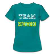 T-Shirts ~ Frauen Standard T-Shirt ~ Team Kuchi Girls
